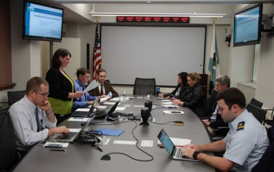 BSEE-Led Interagency Bolt Action Team meets in DC